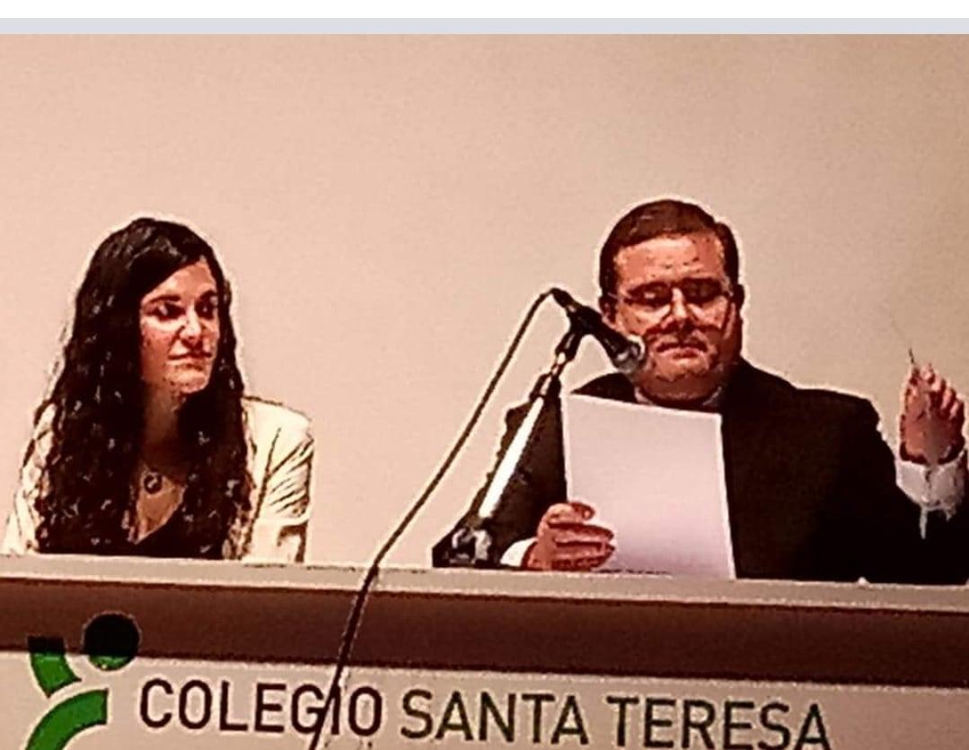 Sandra Iraizoz y Juan Frommkhneich