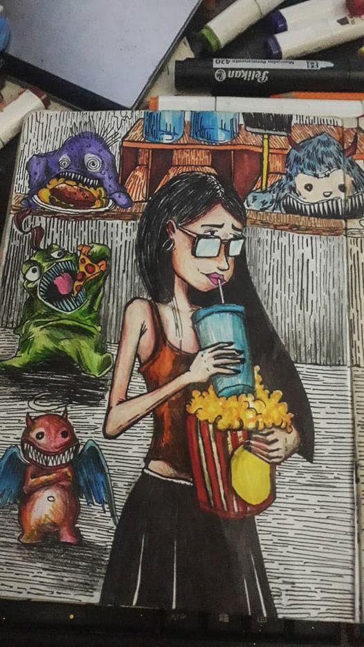 ilustracion san valentin